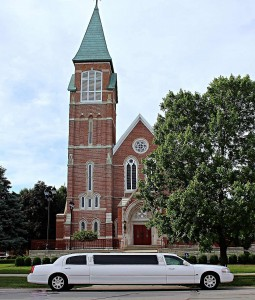Central IL Wedding Limo Services